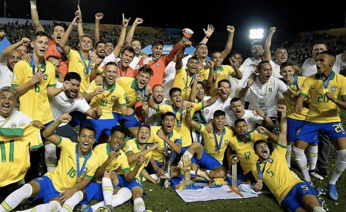 Brasile campione del mondo Under 17