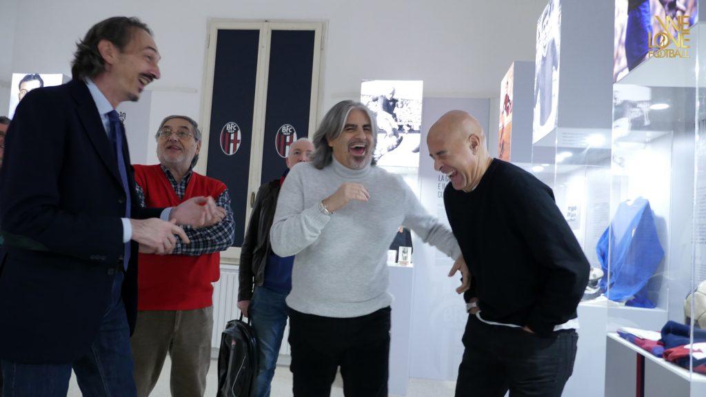Passato e futuro del calcio: BFC Experience con De Marchi e Torrisi