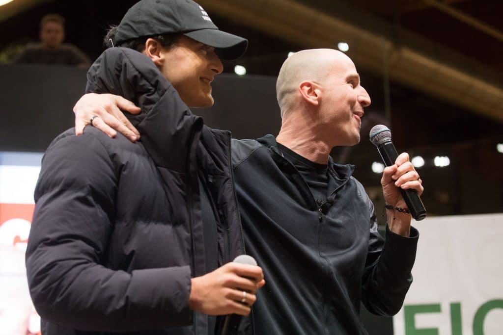 Luis Sal e Montemagno Lavorability tour